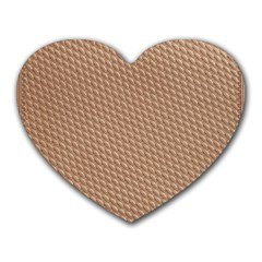 Tooling Patterns Heart Mousepads