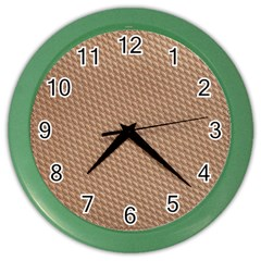 Tooling Patterns Color Wall Clocks