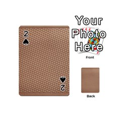 Tooling Patterns Playing Cards 54 (mini)