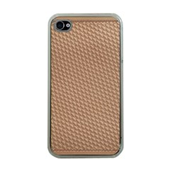 Tooling Patterns Apple Iphone 4 Case (clear)