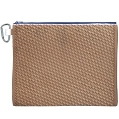 Tooling Patterns Canvas Cosmetic Bag (xxxl)