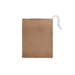 Tooling Patterns Drawstring Pouches (xs)