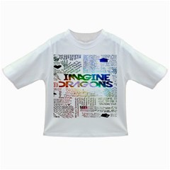 Imagine Dragons Quotes Infant/toddler T Shirts