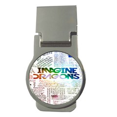 Imagine Dragons Quotes Money Clips (round)