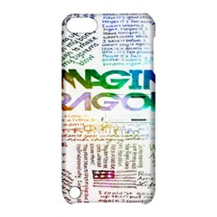 Imagine Dragons Quotes Apple Ipod Touch 5 Hardshell Case With Stand