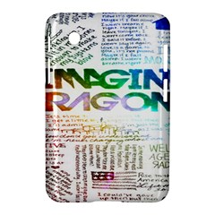 Imagine Dragons Quotes Samsung Galaxy Tab 2 (7 ) P3100 Hardshell Case