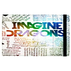 Imagine Dragons Quotes Apple Ipad Pro 9 7   Flip Case