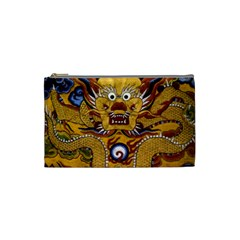 Chinese Dragon Pattern Cosmetic Bag (small)