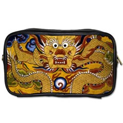 Chinese Dragon Pattern Toiletries Bags 2 Side