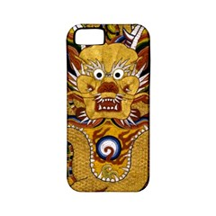 Chinese Dragon Pattern Apple Iphone 5 Classic Hardshell Case (pc+silicone)