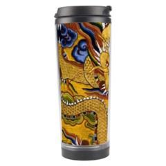 Chinese Dragon Pattern Travel Tumbler