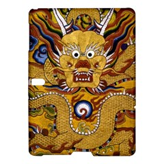 Chinese Dragon Pattern Samsung Galaxy Tab S (10 5 ) Hardshell Case
