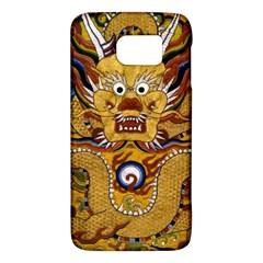 Chinese Dragon Pattern Galaxy S6