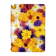 Colorful Flowers Pattern Galaxy Note 1