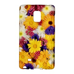 Colorful Flowers Pattern Galaxy Note Edge