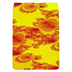 Floral Fractal Pattern Flap Covers (s)