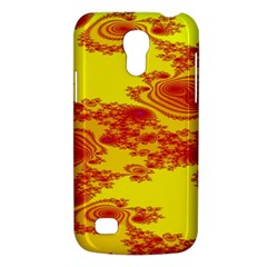 Floral Fractal Pattern Galaxy S4 Mini