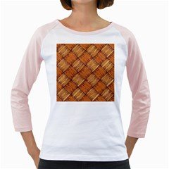 Vector Square Texture Pattern Girly Raglans