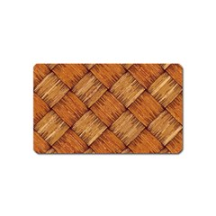Vector Square Texture Pattern Magnet (name Card)