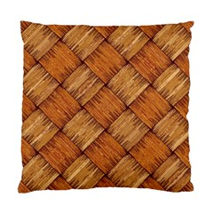 Vector Square Texture Pattern Standard Cushion Case (one Side)
