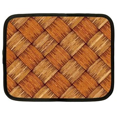 Vector Square Texture Pattern Netbook Case (xl)