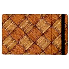 Vector Square Texture Pattern Apple Ipad 2 Flip Case