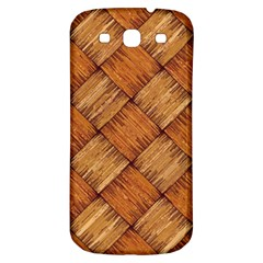 Vector Square Texture Pattern Samsung Galaxy S3 S Iii Classic Hardshell Back Case