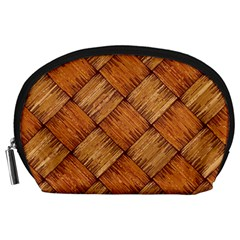 Vector Square Texture Pattern Accessory Pouches (large)