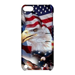 United States Of America Images Independence Day Apple Ipod Touch 5 Hardshell Case With Stand