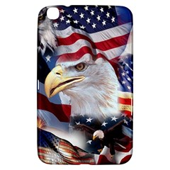 United States Of America Images Independence Day Samsung Galaxy Tab 3 (8 ) T3100 Hardshell Case