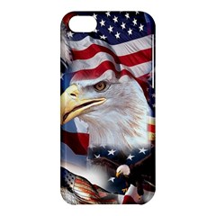 United States Of America Images Independence Day Apple Iphone 5c Hardshell Case