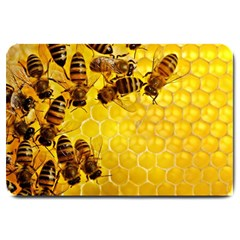 Honey Honeycomb Large Doormat