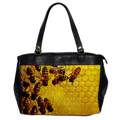Honey Honeycomb Office Handbags