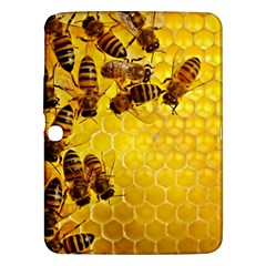 Honey Honeycomb Samsung Galaxy Tab 3 (10 1 ) P5200 Hardshell Case