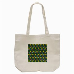 The Gift Wrap Patterns Tote Bag (cream)