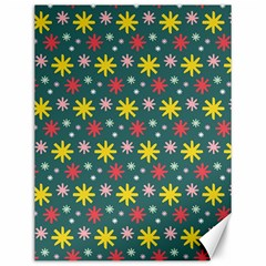 The Gift Wrap Patterns Canvas 12  X 16