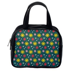 The Gift Wrap Patterns Classic Handbags (one Side)