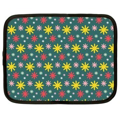 The Gift Wrap Patterns Netbook Case (xl)