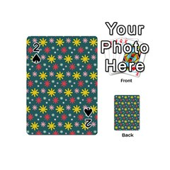 The Gift Wrap Patterns Playing Cards 54 (mini)