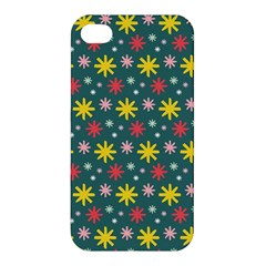 The Gift Wrap Patterns Apple Iphone 4/4s Hardshell Case