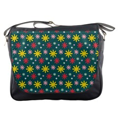 The Gift Wrap Patterns Messenger Bags
