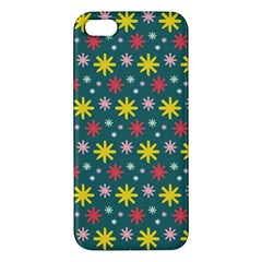 The Gift Wrap Patterns Iphone 5s/ Se Premium Hardshell Case