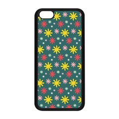 The Gift Wrap Patterns Apple Iphone 5c Seamless Case (black)