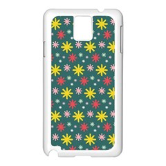 The Gift Wrap Patterns Samsung Galaxy Note 3 N9005 Case (white)