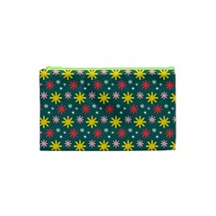 The Gift Wrap Patterns Cosmetic Bag (xs)