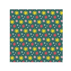 The Gift Wrap Patterns Small Satin Scarf (square)