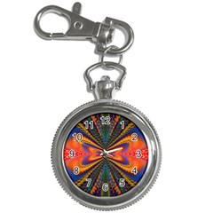 Casanova Abstract Art Colors Cool Druffix Flower Freaky Trippy Key Chain Watches