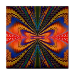 Casanova Abstract Art Colors Cool Druffix Flower Freaky Trippy Face Towel