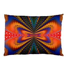 Casanova Abstract Art Colors Cool Druffix Flower Freaky Trippy Pillow Case