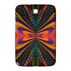Casanova Abstract Art Colors Cool Druffix Flower Freaky Trippy Samsung Galaxy Note 8 0 N5100 Hardshell Case